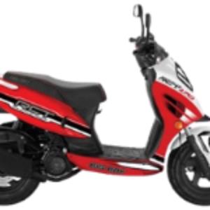 Big Boy RCT 150 Scooter